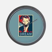 RFK DREAM Artistic Wall Clock