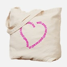 World's Greatest Mom ~ Tote Bag