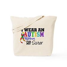Autism Ribbon Patients Tote Bag