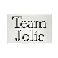 Team Jolie 3 Rectangle Magnet
