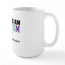 Autism Ribbon Granddaughter Mug