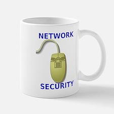 Network Security Mouse Design Mug