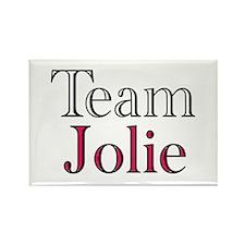 Team Jolie 4 Rectangle Magnet (10 pack)