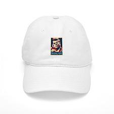 JFK ORIGINAL HOPE Pop Art Baseball Cap