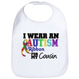 Autism awareness walk Cotton Bibs