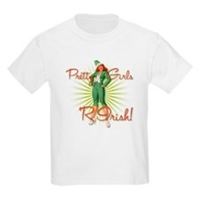 Pretty Girl 'R' Irish! T-Shirt
