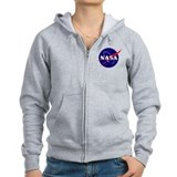 Nasa Zip Hoodies