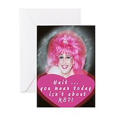 Miz Cotton Birthday Greeting Card