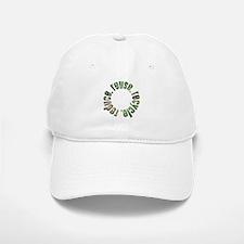 Reduce Reuse Recycle ~ circle Baseball Baseball Cap