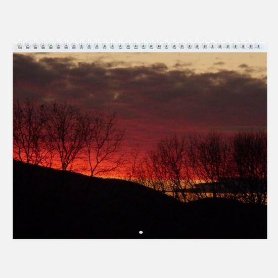 Nature's Beauty Wall Calendar