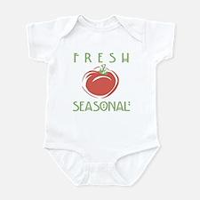 Fresh Seasonal Infant Bodysuit