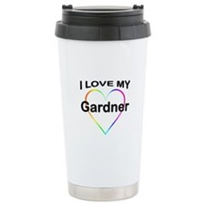 I Love My T Shirts: Travel Coffee Mug