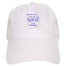 Those Who Can Do Magic Baseball Cap