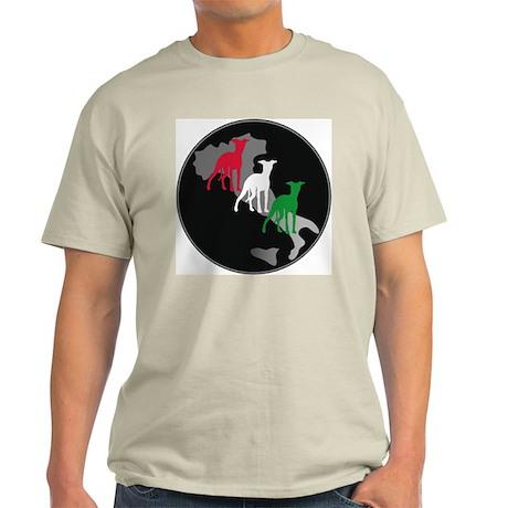Very Italian Greyhound Ash Grey T-Shirt