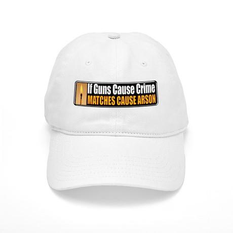 Guns and Arson Cap