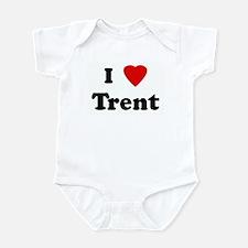 I Love Trent Infant Bodysuit