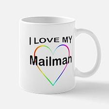 I Love My T Shirts: Mug
