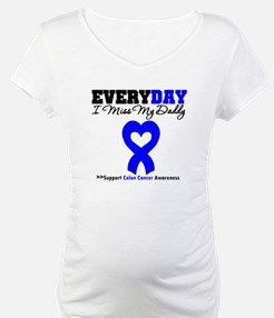 ColonCancerHeart Daddy Shirt