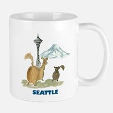 Seattle Small Small Mug