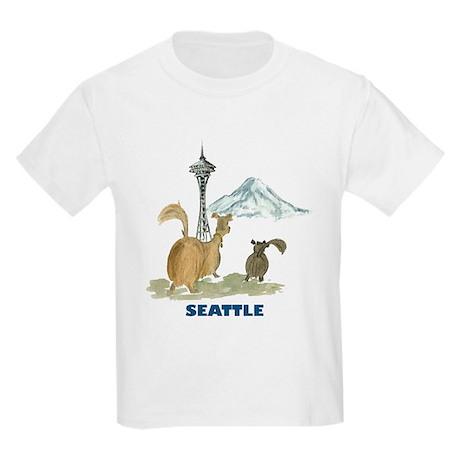 Seattle Kids Light T-Shirt