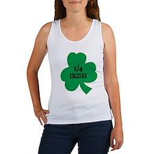 1/4 Irish Women's Tank Top