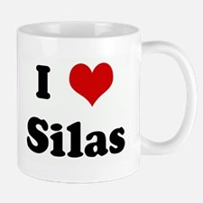I Love Silas Mug