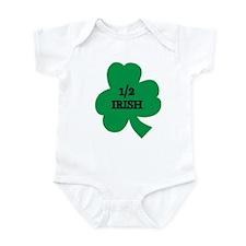 1/2 Irish Infant Bodysuit