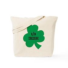 1/2 Irish Tote Bag