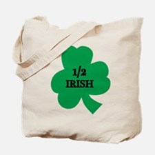 1/2 Irish Tote Bag