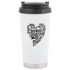 World's Best Mother Travel Mug