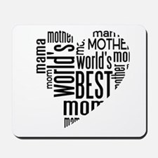 World's Best Mother Mousepad
