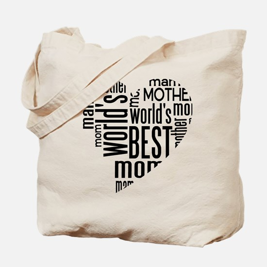 World's Best Mother Tote Bag