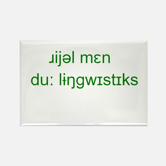 linguistics Magnets