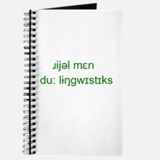 Cute Linguist Journal