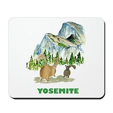 Yosemite Mousepad