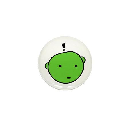 GREEN SURPRISE Mini Button (10 pack)