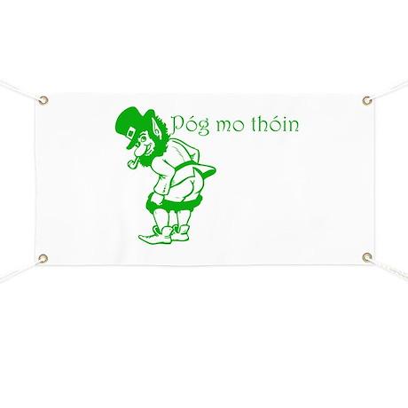 Pog Mo Thoin Banner