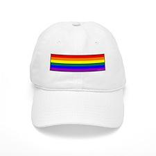 Rainbow Pride Flag Baseball Cap