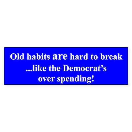 Democrats overspending