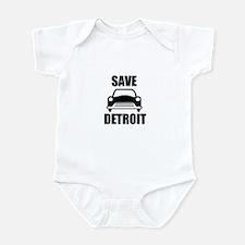 Save Detroit - Auto Bailout Infant Bodysuit