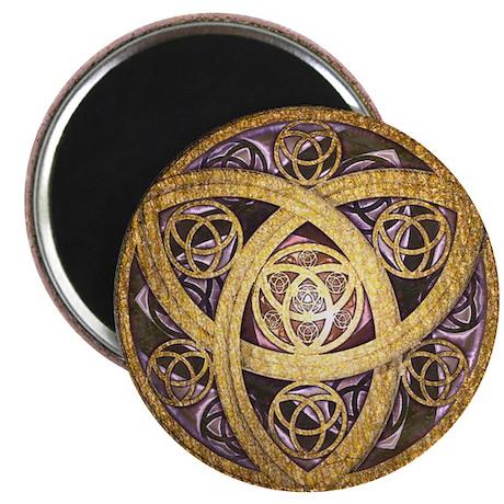 """Celtic Sun 2.25"""" Magnet (10 pack)"""