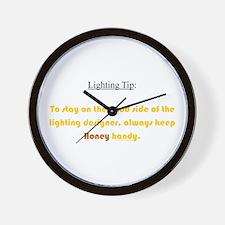 ~ L.Tip 001 ~ Wall Clock