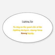 ~ L.Tip 001 ~ Oval Decal