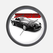 Cute Camaro z28 Wall Clock