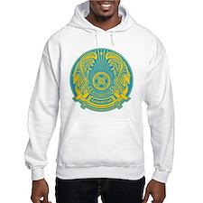 Kazakhstan Coat Of Arms Hoodie