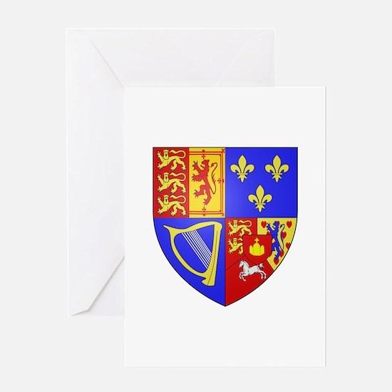 Kingdom of Great Britain Greeting Card