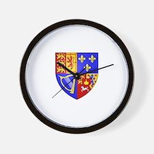 Kingdom of Great Britain Wall Clock