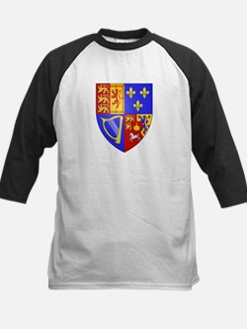 Kingdom of Great Britain Kids Baseball Jersey