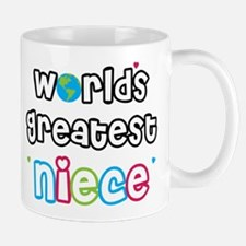 World's Greatest Niece! Mug