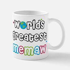 World's Greatest Memaw! Mug